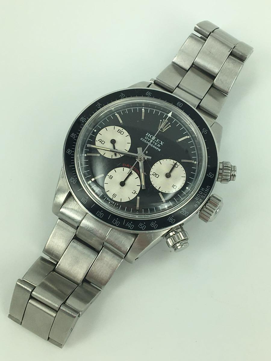 ★黒文字盤★ロレックス デイトナ Ref.6263 メンズ 腕時計【送料無料】_画像2