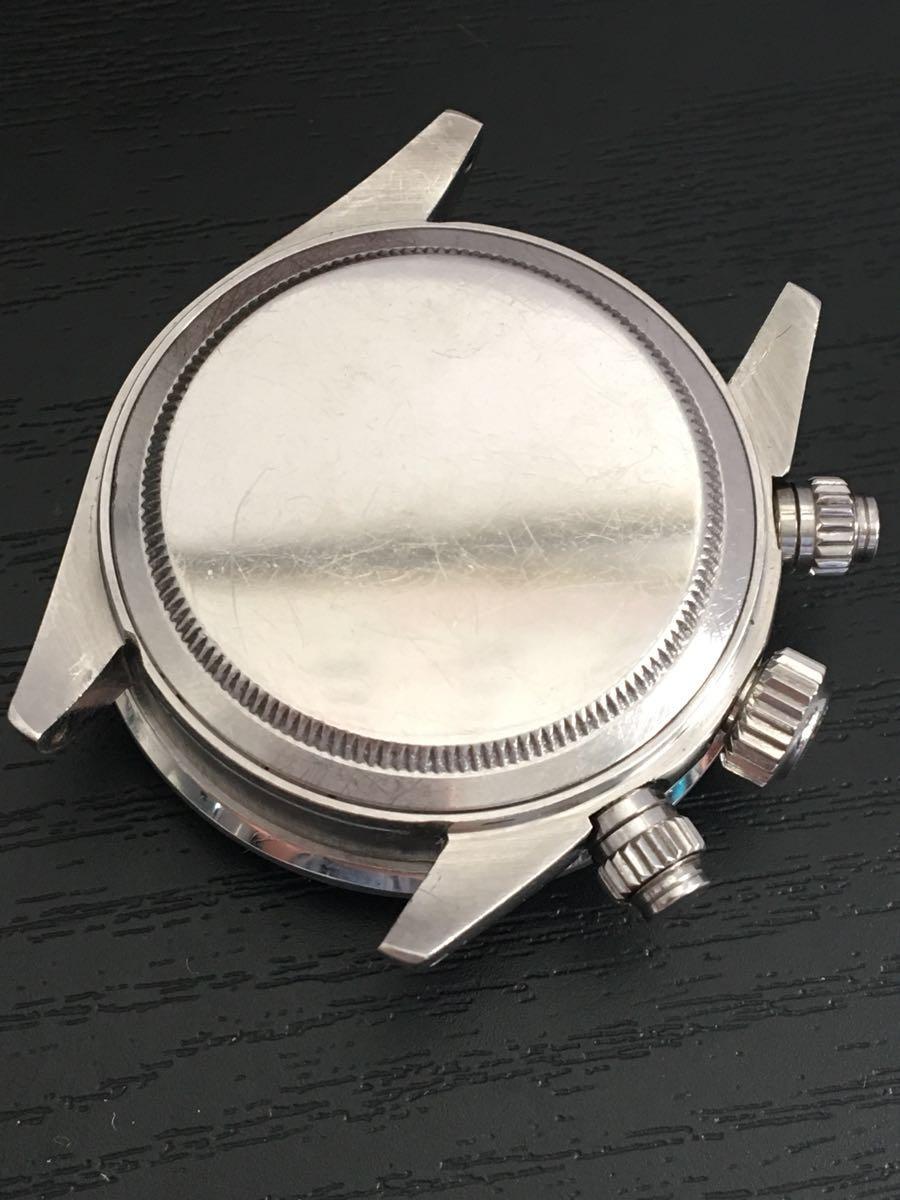 ★黒文字盤★ロレックス デイトナ Ref.6263 メンズ 腕時計【送料無料】_画像6