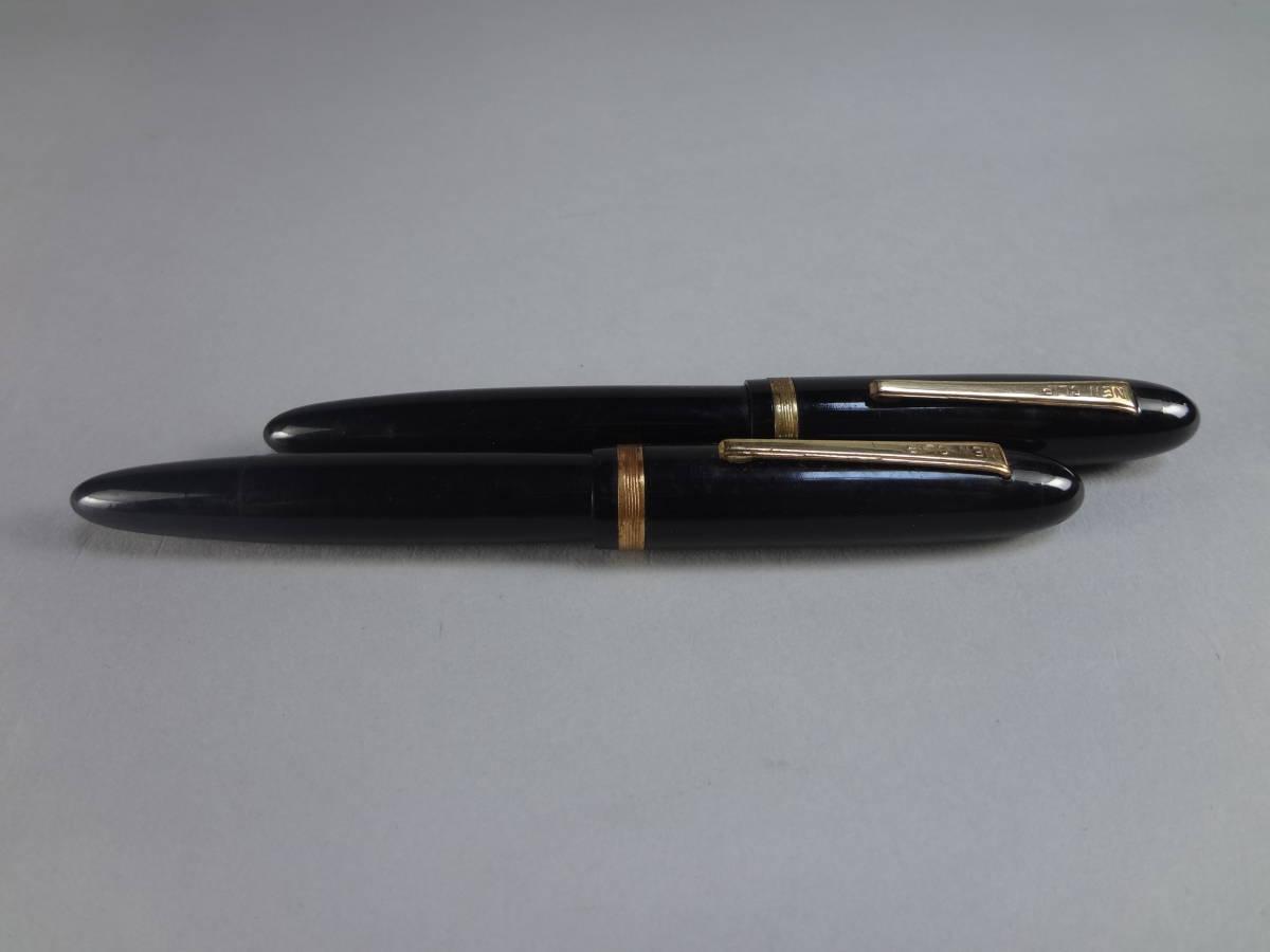 ● NEW CLIP 万年筆 2点 ●未使用?●