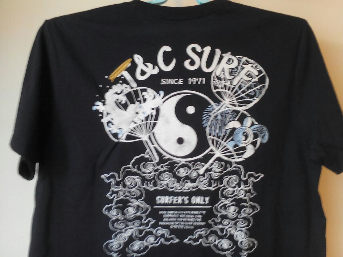 ▼即納 119  タウカン T&C 半袖Tシャツ LLサイズ 新品1枚タグ付 クリックポスト送料無料 タウン&カントリー