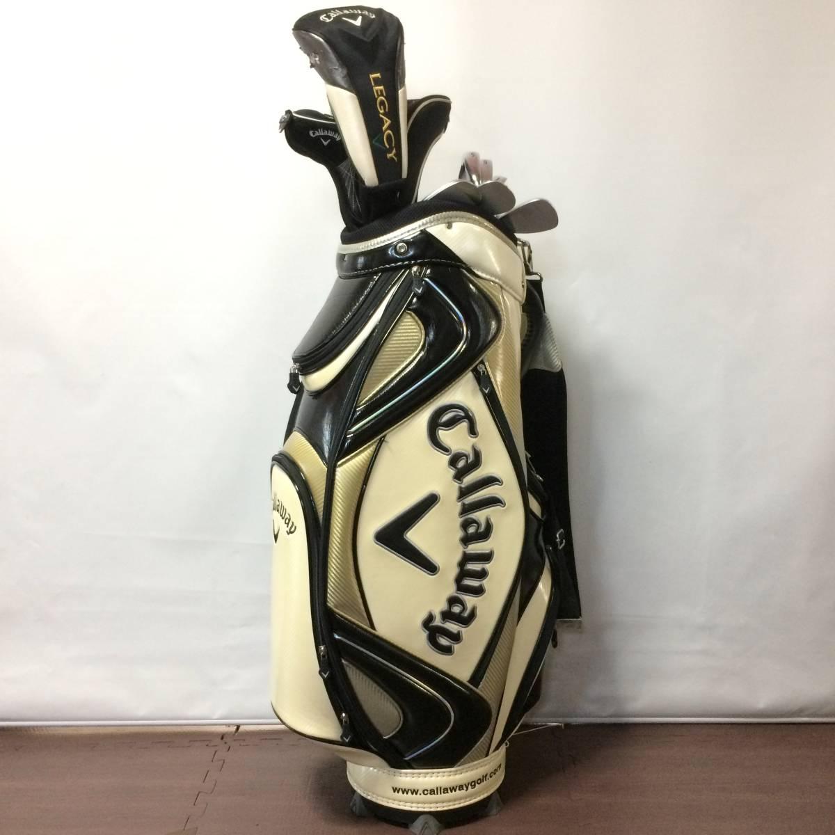 ゴルフクラブ セット キャロウェイ レガシー フォーティーン RM-11 テーラーメイド ROSSA