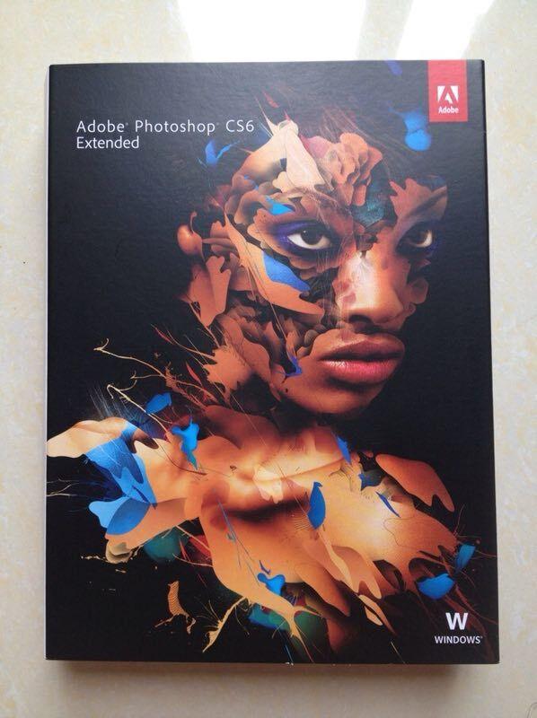 Adobe Photoshop Extended CS6 Windows版 アドビフォトショップ日本語 通常版