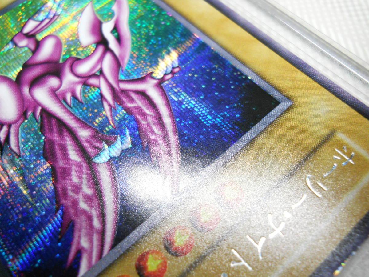 遊戯王 ホーリーナイトドラゴン シークレット 初期 超美品_画像4