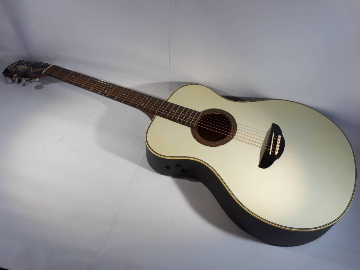 [32]YAMAHA APX-5 エレアコ ギター ハードケース付
