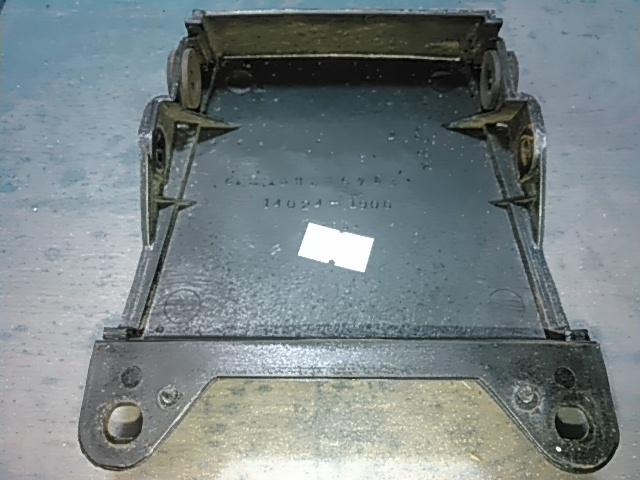 ZZ-R250 ZZR250 EX250H-A 純正テールカウルカバー シートカウル 送料510円 Genuine Parts ②_画像5