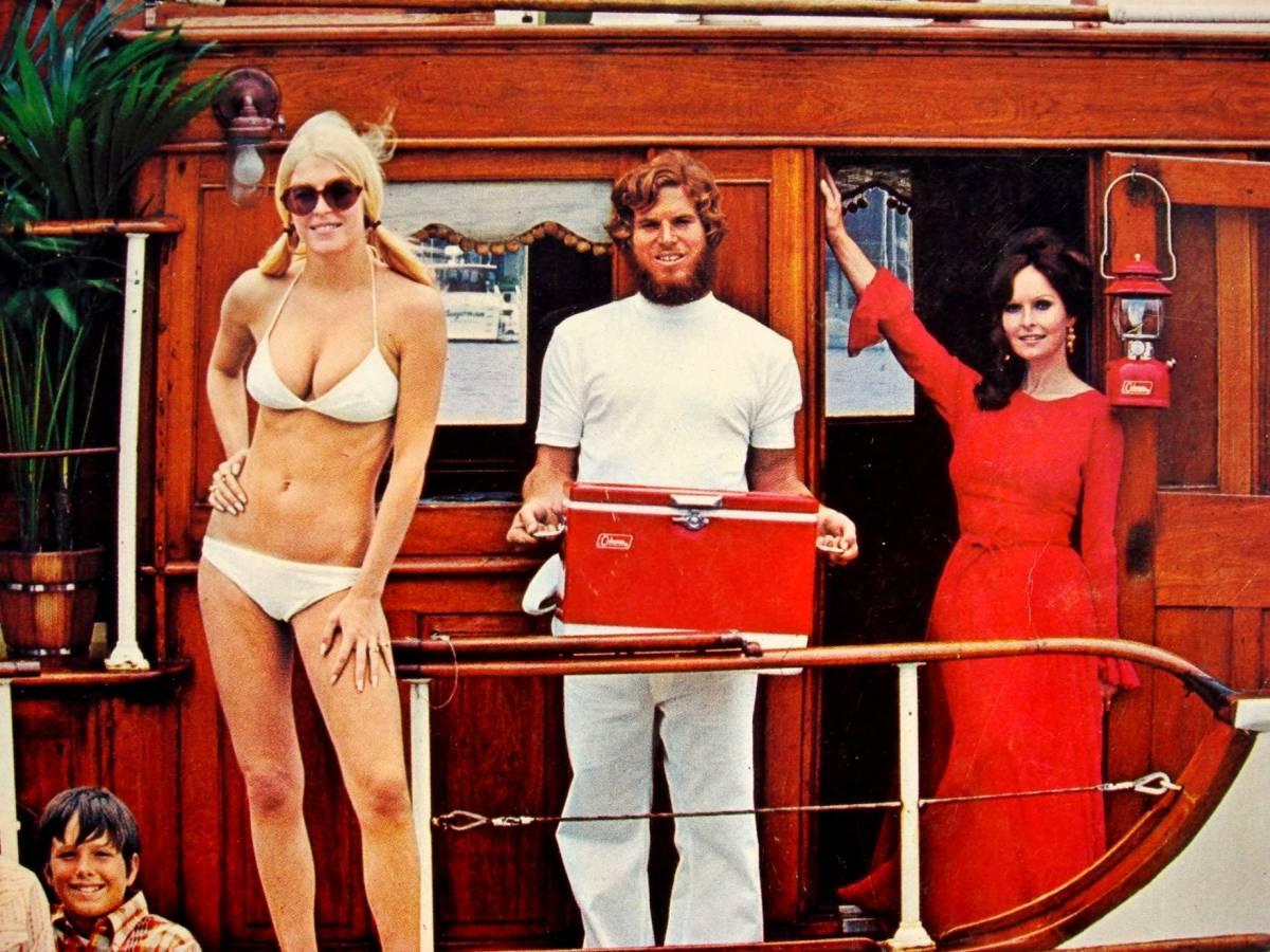 稀少資料【Coleman】美本★米国コールマン★OUTING PRODUCTS Catalog 1972★入手困難♪_70年代の稀少モデルも掲載♪