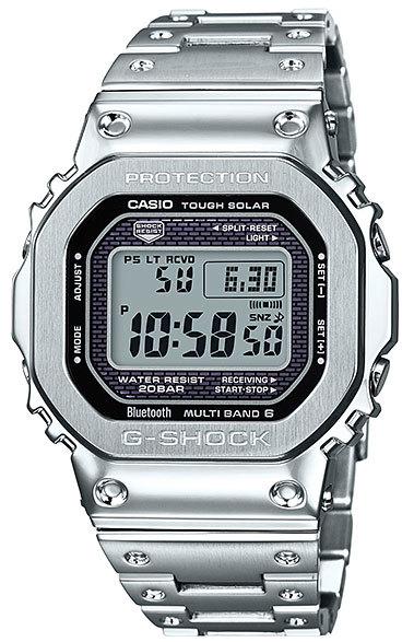 ★☆腕時計 カシオ Gショック 35周年記念 GMW-B5000D-1JF メンズ ソーラー電波時計 Bluetooth 新品未使用 正規品☆★