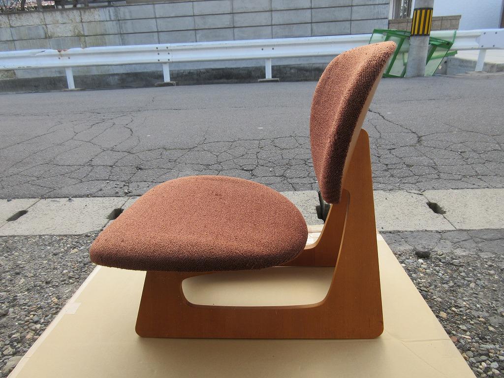 即決!天童木工 低座椅子B!北欧 長大作 ヴィンテージ_画像2