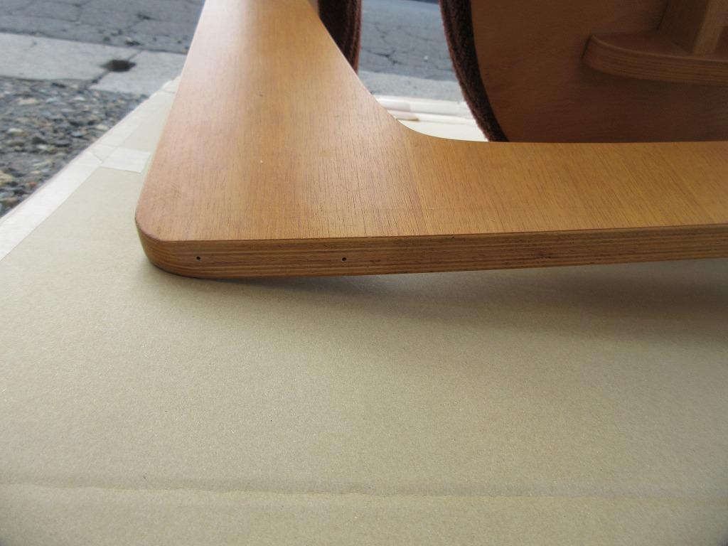 即決!天童木工 低座椅子B!北欧 長大作 ヴィンテージ_画像6