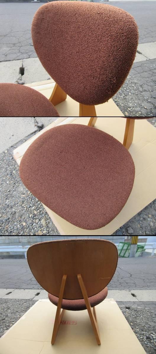 即決!天童木工 低座椅子B!北欧 長大作 ヴィンテージ_画像4