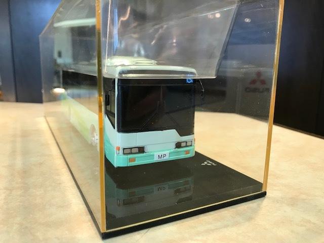 在庫ラスト1台・新品・1/43モデル 三菱ふそう バス エアロスター _画像3