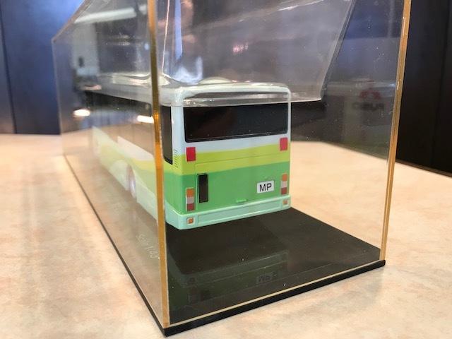在庫ラスト1台・新品・1/43モデル 三菱ふそう バス エアロスター _画像4