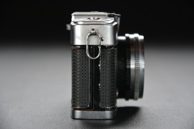 古いカメラ OLYMPUS PEN-D 検索用語→A10内オリンパスペンアンティークビンテージヴィンテージ_画像2