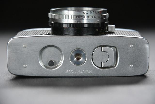 古いカメラ OLYMPUS PEN-D 検索用語→A10内オリンパスペンアンティークビンテージヴィンテージ_画像5