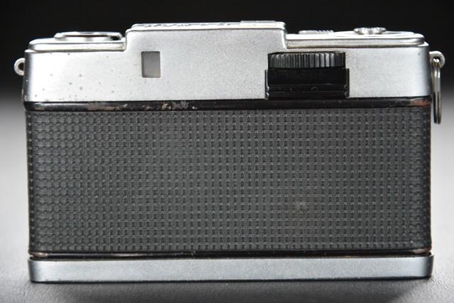 古いカメラ OLYMPUS PEN-D 検索用語→A10内オリンパスペンアンティークビンテージヴィンテージ_画像6
