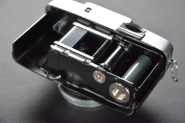 古いカメラ OLYMPUS PEN-D 検索用語→A10内オリンパスペンアンティークビンテージヴィンテージ_画像7