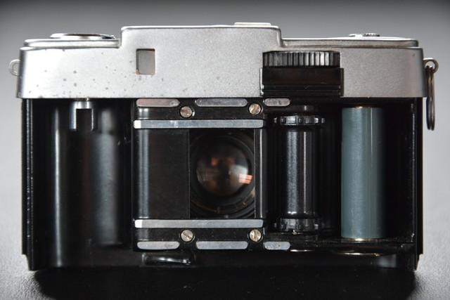 古いカメラ OLYMPUS PEN-D 検索用語→A10内オリンパスペンアンティークビンテージヴィンテージ_画像8