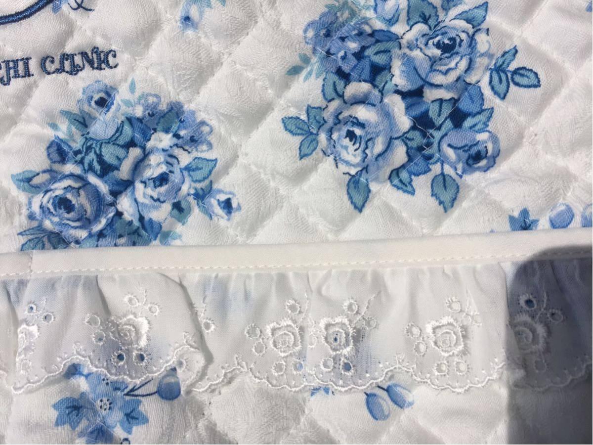 新品かわいい花柄薔薇バラ上品赤ちゃんの城マザーズバッグ_画像4