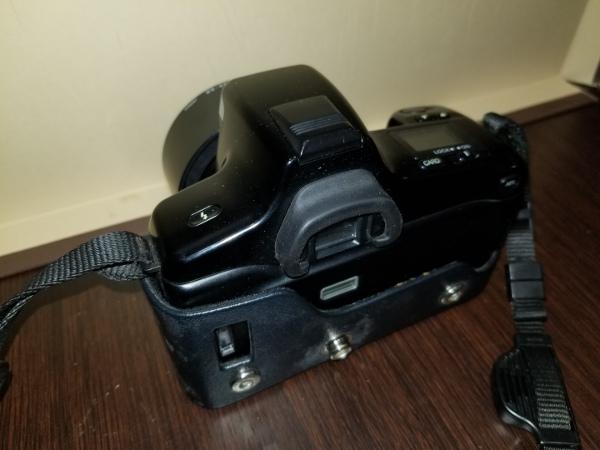 4-7 Canon キャノン A-1 / モータードライブMA / その他レンズ付属品ジャンクおまとめ_画像5