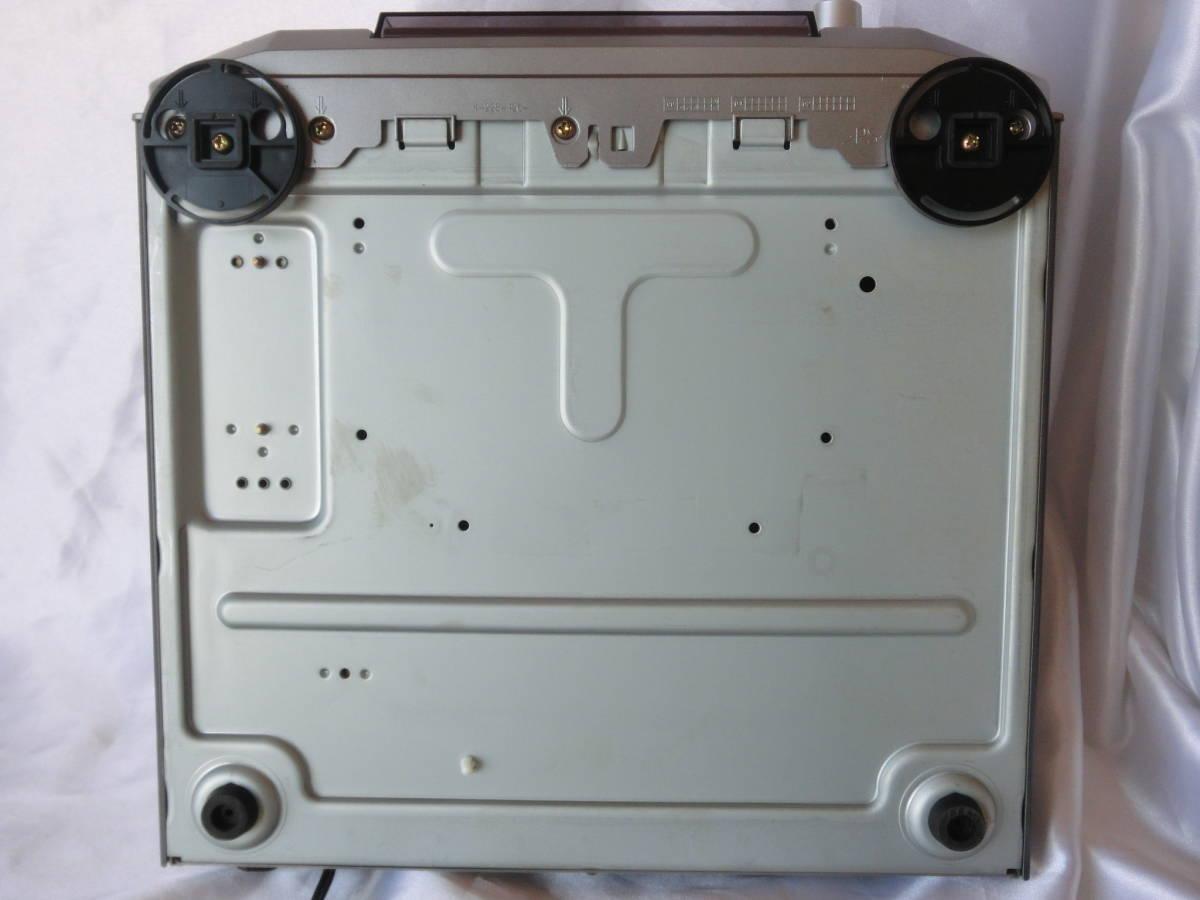 SONY〈MDデッキ MDS-S50〉リモコンつき ジャンク_画像7