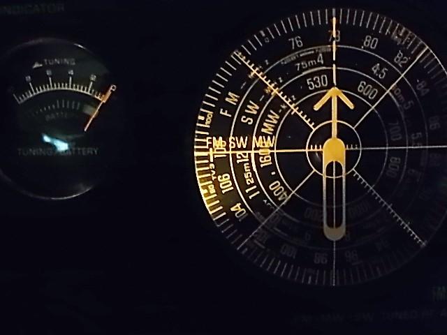 ★【 RF-877 】クーガNo.7 ワイドFM 対応 National Panasonic♪ 興味ある方にどうぞ ラジオ中古品18032924_画像3