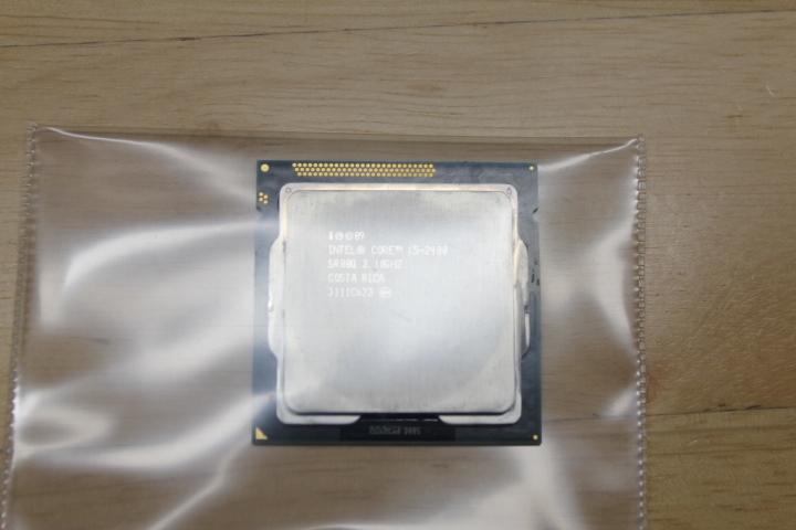 INTEL Core i5-2400 3.1GHz ジャンク扱い