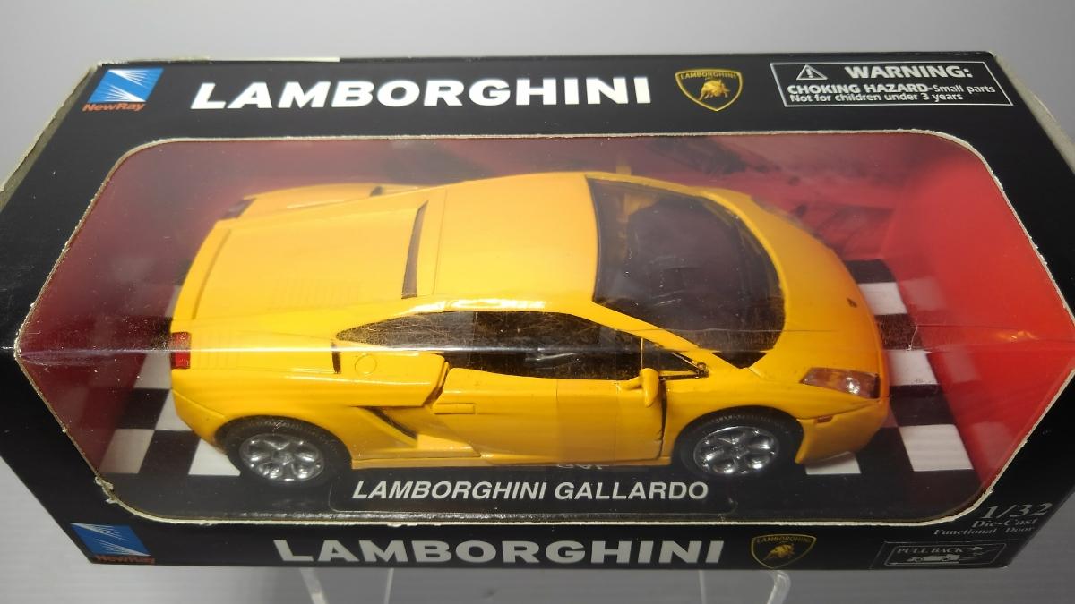 Cars Trucks Vans New Ray City Cruiser Lamborghini Gallardo 1 32