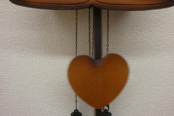 【超希少・廃盤】CITIZEN シチズン スヌーピー 木製 壁掛け 鳩時計【4MJ7620-0】_画像4