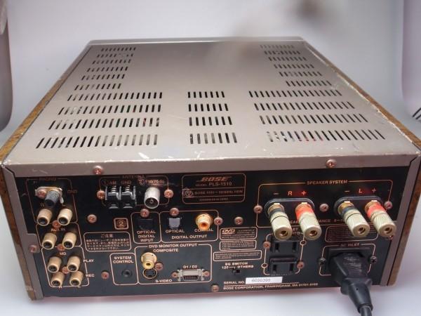 Bose CDレシーバーアンプ PLS-1510 ジャンク 送料無料_画像2