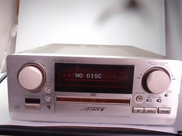 Bose CDレシーバーアンプ PLS-1510 ジャンク 送料無料_画像3