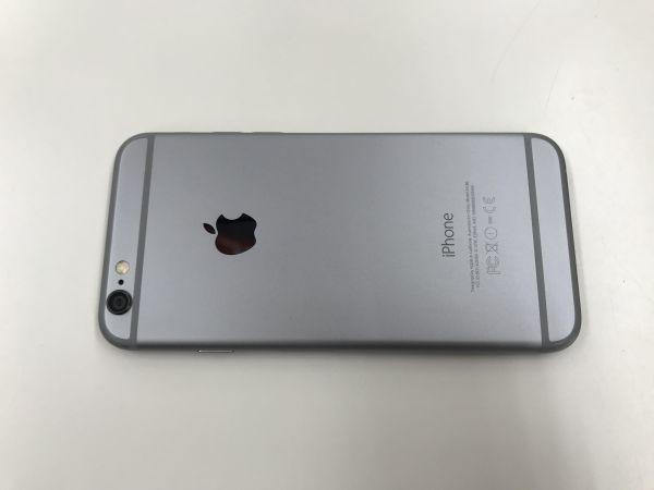 au iPhone6 MG472/J/A 16GB スペースグレイ 白ロム 本体 スマホ ○判定_画像5