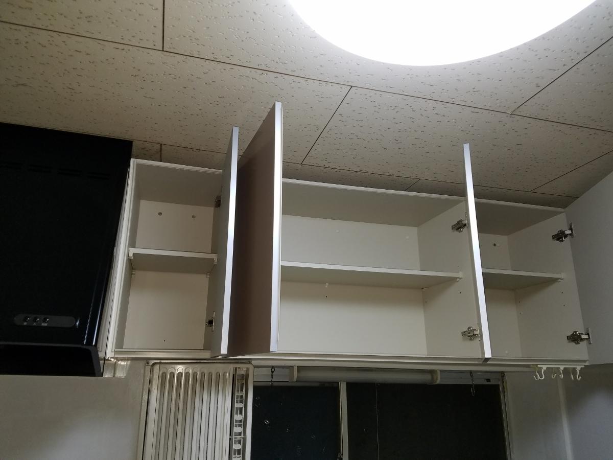 クリナップシステムキッチン ラクエラ2400 中古美品_画像7