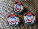 3 piece piero. rattle . sound ... toy ( tin plate made )