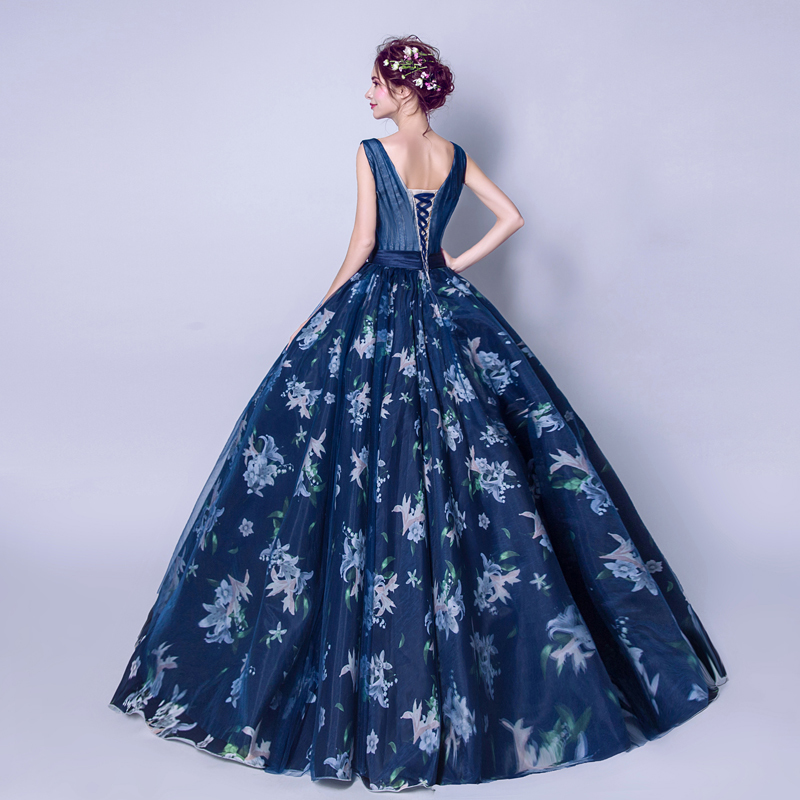 素敵なカラードレス 結婚式 披露宴 お色直し 二次会 パーティー 演奏会 発表会 ステージ衣装 TS225_画像3