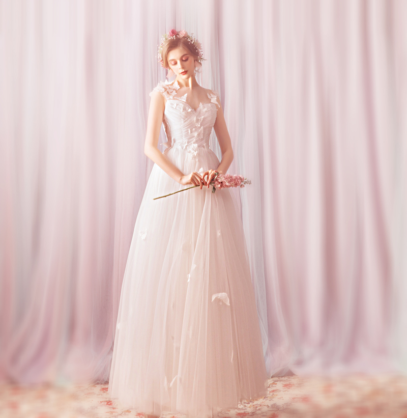 2aafd9cc7ef63 素敵なウエディングドレス カラードレス 結婚式 披露宴 二次会 ステージ衣装 二次会 パーティ 演奏会