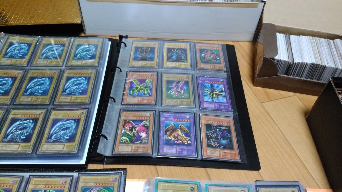 遊戯王 まとめ売り1万枚以上!ファイル6冊全てSR以上 初期、二期のSR以上セミコンプ_画像4