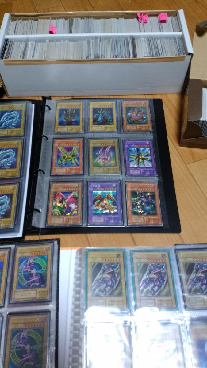 遊戯王 まとめ売り1万枚以上!ファイル6冊全てSR以上 初期、二期のSR以上セミコンプ_画像5
