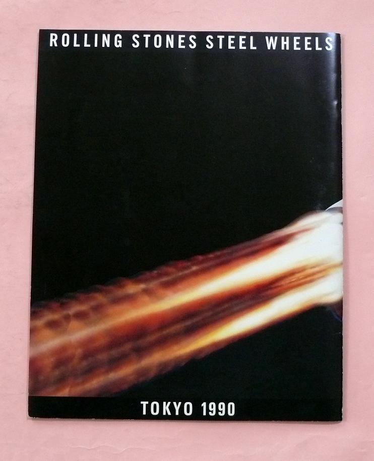 パンフ「ローリング・ストーンズ/ROLLING STONES STEEL WHEELS TOKYO1990」_画像6