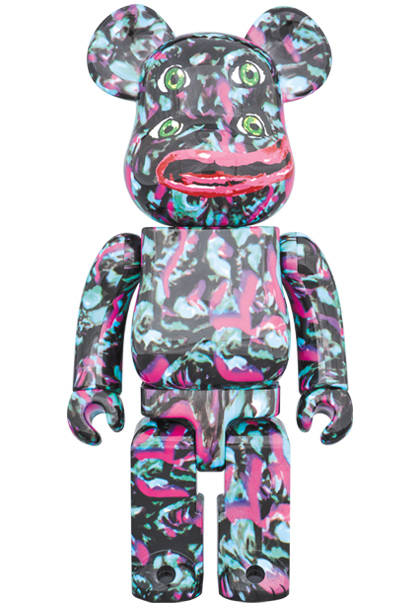 メディコムトイ ベアブリック BE@RBRICK NAGNAGNAG FOUR EYES 1000%(EDITION333) MEDICOM TOY PLUS exclusive