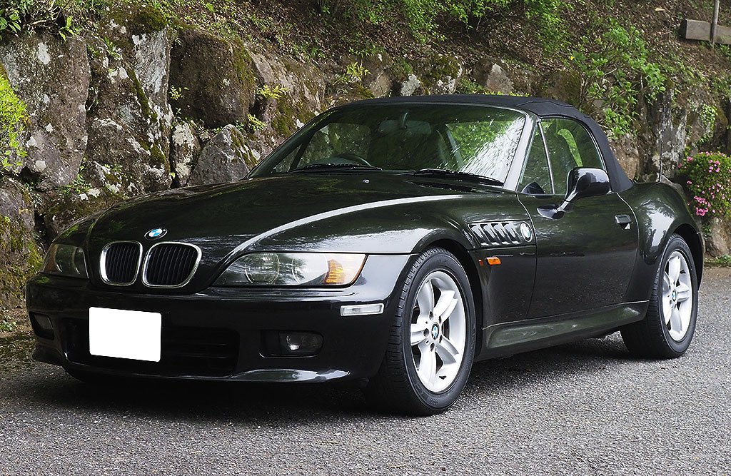 Excellent Levelbmw Z3 20 Roadster Wide Body Screen Re
