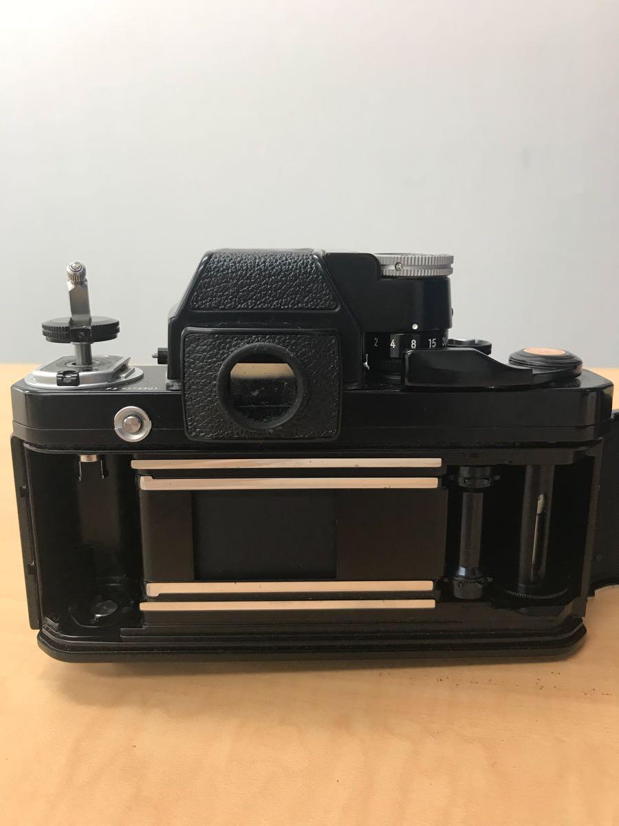 ニコン Nikon F2 Photomic A 中古品 (ジャンク品)レンズ 2本_画像5