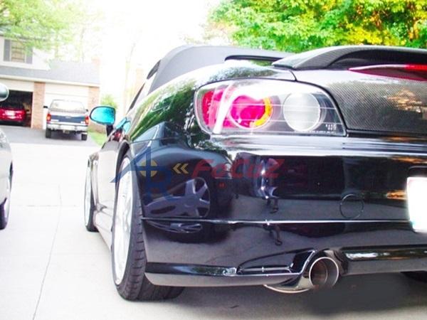 最安値挑戦 ホンダ S2000 AP1 AP2 カーボン トランクスポイラー OE_画像3