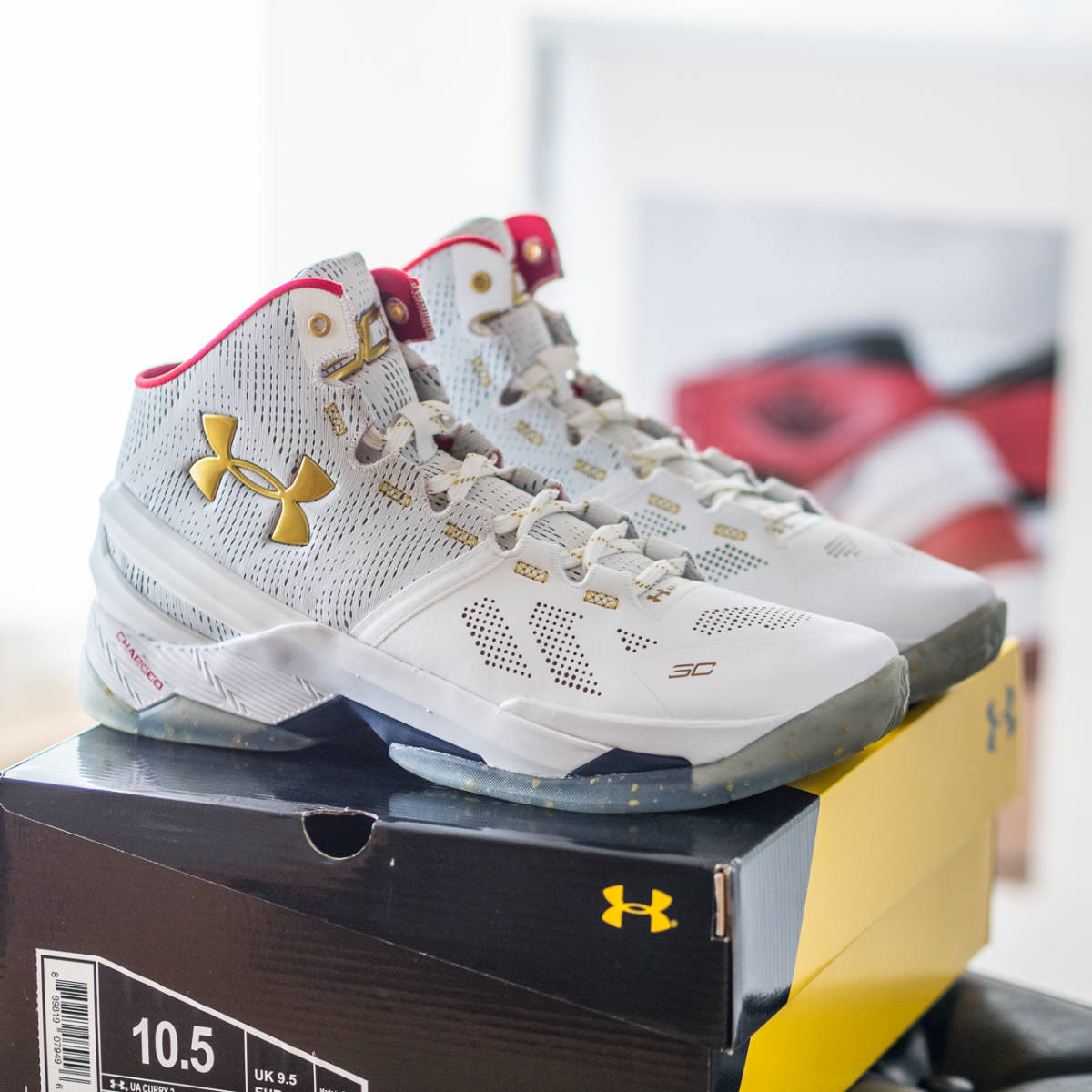 154c2aa62e2  送料無料 UNDER ARMOUR UA CURRY 2 All star アンダーアーマー カリー オールスター NBA Stephen  ステフィン 1259007-102 US10.5 28.5cm