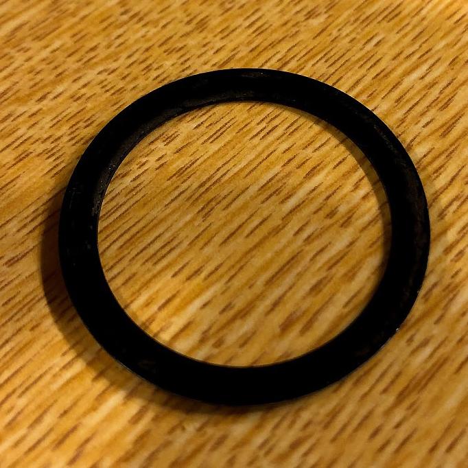 レア! 正規品 純正 ROLEX ロレックス GMT 1675 ブラック ベゼル ディスク インサート ファットフォント 太字ベゼル 退色 ブラック_画像2