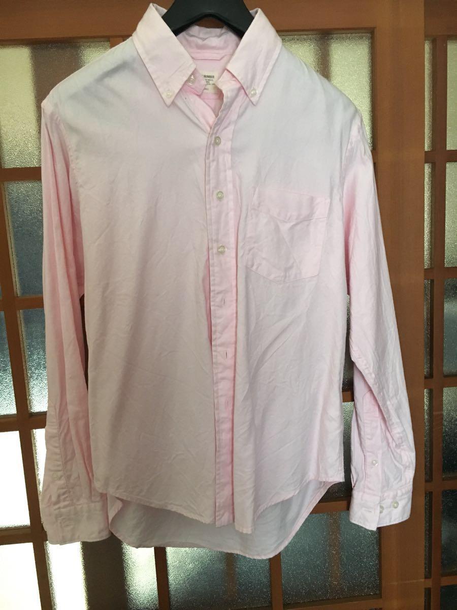 シャツ ピンク