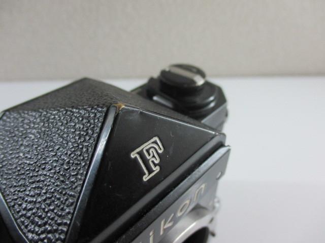 Nikon ニコン F アイレベル ブラック _画像6