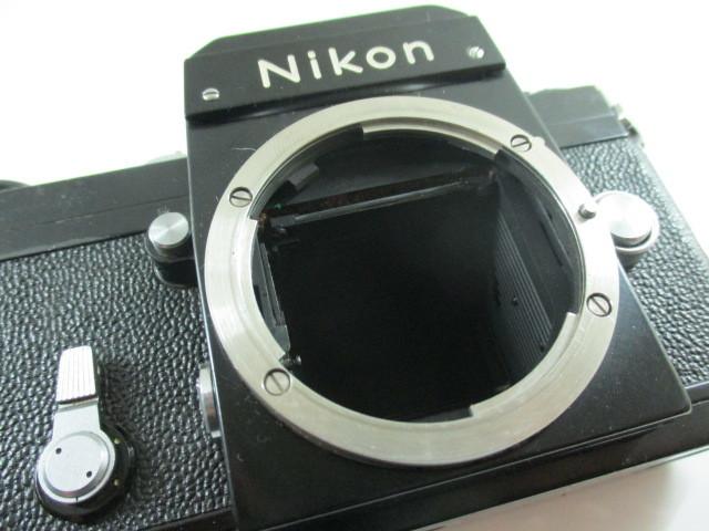Nikon ニコン F アイレベル ブラック _画像5