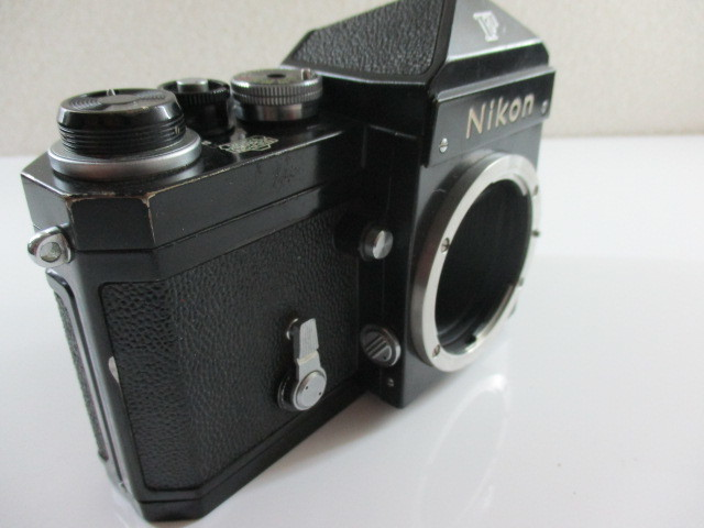 Nikon ニコン F アイレベル ブラック _画像4