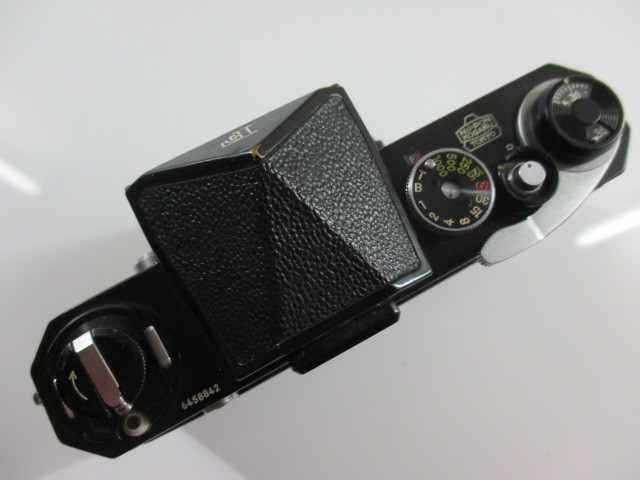 Nikon ニコン F アイレベル ブラック _画像7