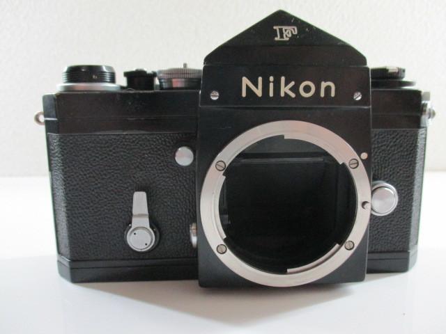 Nikon ニコン F アイレベル ブラック _画像2